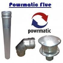 Powrmatic Flue