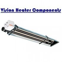 Vision Burner Components