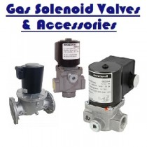 Gas Solenoid Valves and Accessories