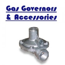 Gas Governors and Accessories