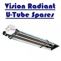 Vision Radiant U-Tube Heaters