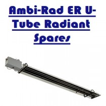 ER Radiant U-Tube Heaters