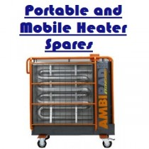 Portable & Mobile Industrial Heaters