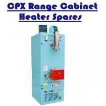 CPX Oil and Gas Cabinet Heater Spares