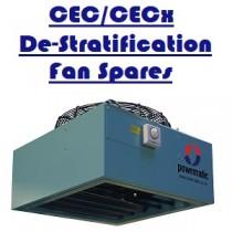 CEC/CECx De-stratification Fans