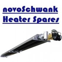 novoSchwank Radiant Tube System Spares