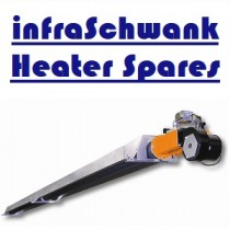 infraSchwank Radiant Tube System Spares