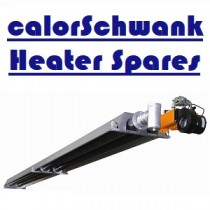 calorSchwank Premium Radiant Tube System Spares