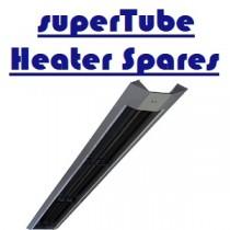 superTube Premium Plus Radiant Tube System Spares