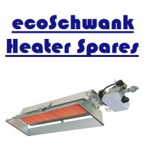 ecoSchwank Infrared Plaque Heater Spares