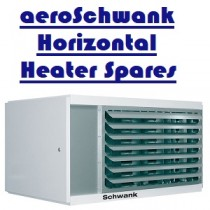 aeroSchwank Horizontal Warm Air Heater Spares