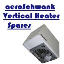 aeroSchwank Vertical Warm Air Heater Spares