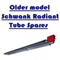 Older Model Schwank Radiant Tube Heater Spares
