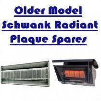 Older Model Schwank Infrared Plaque Heater Spares