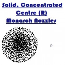 Solid, Concentrated Centre (R)