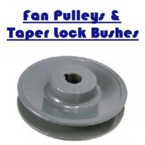 Pulleys and Taper Lock Bushes