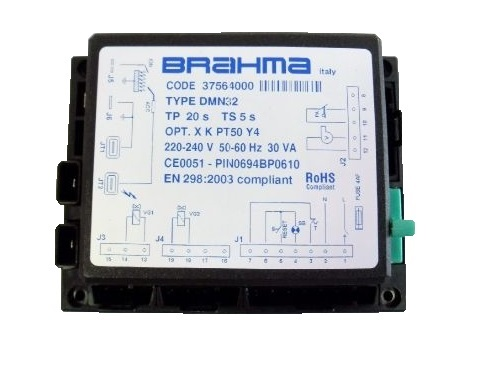 37564002 BRAHMA NDM32 CONTROL BOX MODULATING POWRMATIC NV/NVX/VPC