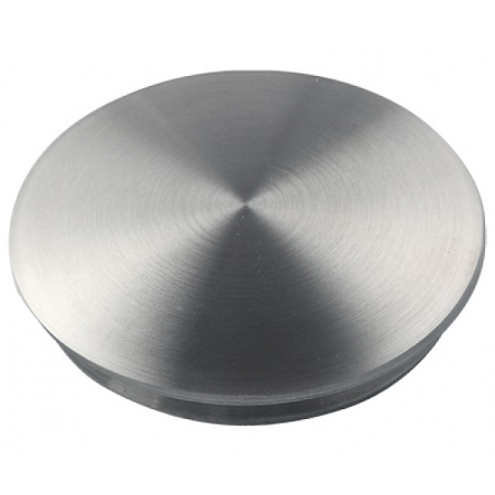 """CAP END 8"""" (203MM) SINGLE WALL STAINLESS FLUE    SW304 FOR GAS AND OIL"""