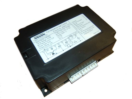 PACTROL CONTROL BOX P16 DI 400601/V23 PIN CONNECTION COMBAT BH