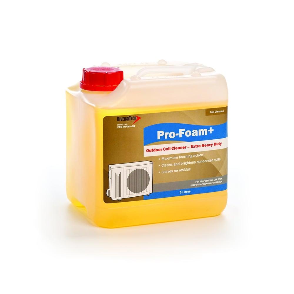 PRO-FOAM+ HEAVY DUTY FOAMING CONDENSER COIL CLEANER. 5 LTR