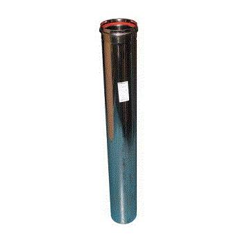 130MM -250MM LENGTH SEALED FLUE PIPE STAINLESS STEEL