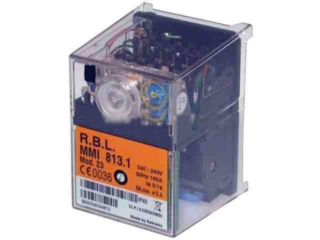 RIELLO RS CE CONTROL BOX MMI 813