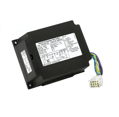 AMBIRAD PACTROL P16DIA-JST CONTROL BOX